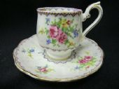 Royal Albert ESPRESSO cup & saucer